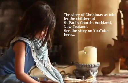 Christmas told in the Antipodes