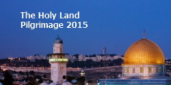 News from the 2015 Pilgrimage