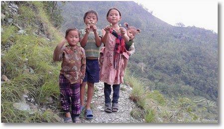 Kalpana in Nepal