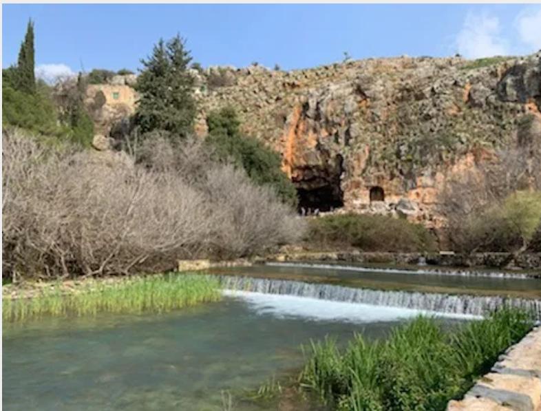 Source of River Jordan